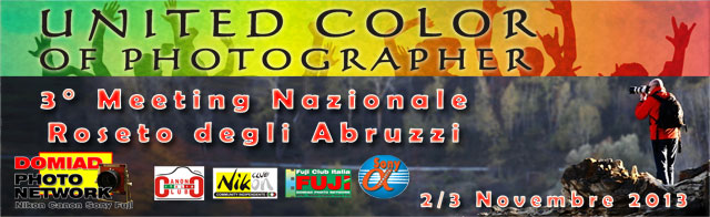 Terzo Meeting Nazionale Fotografico DOMIAD PHOTO NETWORK
